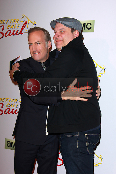 Bob Odenkirk, Jeff Garlin<br />