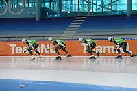 SCHAATSEN: HEERENVEEN: 30-11-2018, IJsstadion Thialf, Topsporttraining, ©foto Martin de Jong