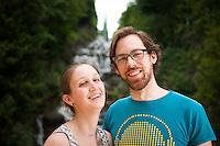 Beatrice and Carlos pre -wedding shoot