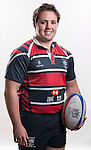 Hong Kong Junior Squad team member JW Markley poses during the Official Photo Session Day at King's Park Sports Ground ahead the Junior World Rugby Tournament on 25 March 2014. Photo by Andy Jones / Power Sport Images