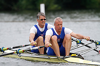 MasE.2x SF -  Berks: 232 Detroit BC (USA) -  Bucks: 234 Upper Thames Composite<br /> <br /> Friday - Henley Masters Regatta 2016<br /> <br /> To purchase this photo, or to see pricing information for Prints and Downloads, click the blue 'Add to Cart' button at the top-right of the page.