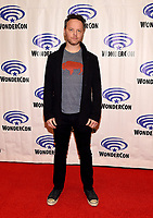 """ANAHEIM, CA - MARCH 29: Executive Producer of FX's """"Legion"""", Noah Hawley attends WonderCon 2019 at the Anaheim Convention Center on March 29, 2019 in Anaheim, California. (Photo by Frank Micelotta/FX/PictureGroup)"""