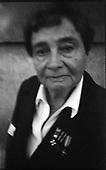 """Warsaw 9-10.2011 Poland..Portraits of the Insurgents. Halina Jedrzejewska pseudonym """"Slawka"""" unit """"Miotla"""". photo Maciej Jeziorek/Napo Images..Warszawa 9-10.2011 Polska.Portrety Powstancow Warszawskich nz. Halina Jedrzejewska """"Slawka"""" batalion """"Miotla"""". fot. Maciej Jeziorek/Napo Images."""