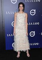 "06 December 2016 - Westwood, California. Callie Hernandez.   Premiere of Liongate's ""La La Land""  held at Mann Village Theater. Photo Credit: Birdie Thompson/AdMedia"