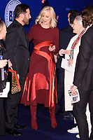 Jason Isaacs, Joely Richardson &amp; Vanessa Redgrave at the British Independent Film Awards 2017 at Old Billingsgate, London, UK. <br /> 10 December  2017<br /> Picture: Steve Vas/Featureflash/SilverHub 0208 004 5359 sales@silverhubmedia.com