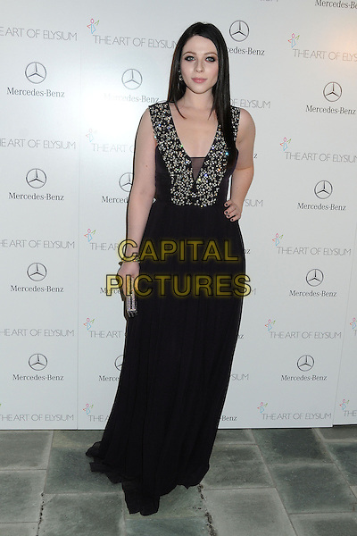 11 January 2014 - Los Angeles, California - Michelle Trachtenberg. 7th Annual Art of Elysium Heaven Gala held at the Skirball Cultural Center.  <br /> CAP/ADM/BP<br /> &copy;Byron Purvis/AdMedia/Capital Pictures
