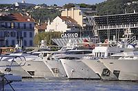 - France, French Riviera, the tourist harbor of Cannes<br /> <br /> - Francia, Costa Azzurra, il porto turistico di Cannes