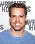 T.R. Knight attends the 'Pocatello' Meet & Greet at Playwrights Horizons on October 21, 2014 in New York City.