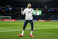 Soccer Football - Champions League - Round of 16 Second Leg - Paris St Germain v Borussia Dortmund - Parc des Princes, Paris, France - March 11, 2020  Paris St Germain's Neymar during the warm up before the match   <br /> Photo Pool/Panoramic/Insidefoto