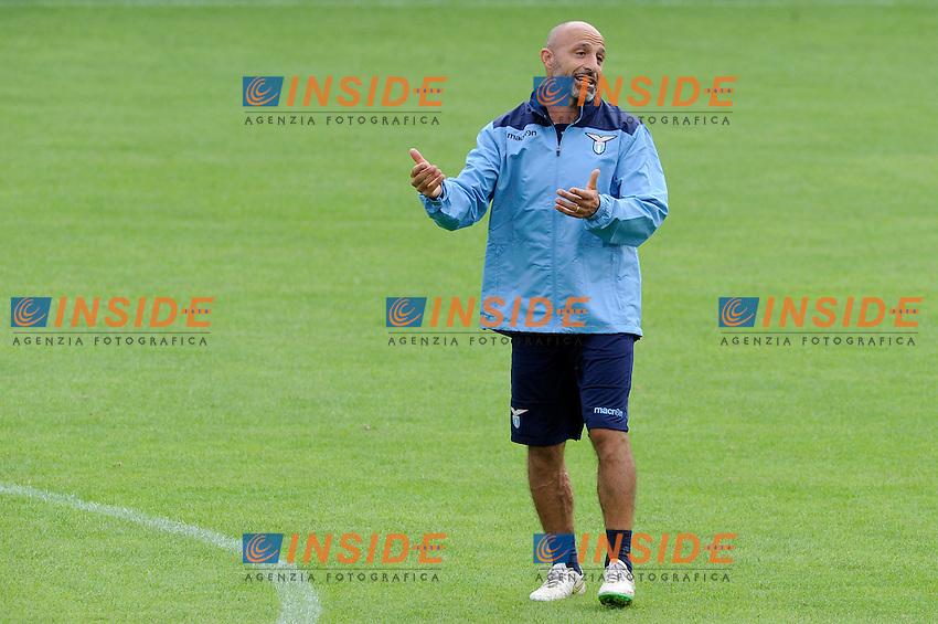 Mario Cecchi<br /> 06-08-2016 Marienield<br /> Allenamento Lazio <br /> SS Lazio traning day<br /> @ Marco Rosi / Fotonotizia / Insidefoto