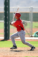 Mark Fleury - Cincinnati Reds - 2010 Instructional League.Photo by:  Bill Mitchell/Four Seam Images..