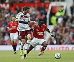 140615 Manchester Utd Legends v Bayern Legends