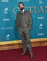 "13 February 2020 - Los Angeles, California - Duncan Lacroix. ""Outlander"" Season 5 Los Angeles Premiere held at the Hollywood Palladium. Photo Credit: Birdie Thompson/AdMedia"
