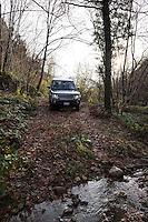 Azienda Vinicola Moser, Ignazio Moser, Trento, Land Rover