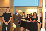 Guiding Light's Grant Aleksander, Michael Rush, Alana Troxell, Meredith Taylor, Yvonna Kopacz Wright - LSPAC (Lower Shore Performing Arts Company) presents the Relaunch of Michael O'Leary's BREATHING UNDER DIRT - Heal - Hope - Love - on May 12, 2018 at the Ward Museum of Wildfowl Art - Salisbury University in Salisbury, Maryland.  (Photo by Sue Coflin/Max Photo)