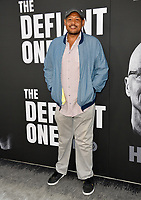 Omar Benson Miller at the premiere for the HBO documentary series &quot;The Defiant Ones&quot; at the Paramount Theatre. Los Angeles, USA 22 June  2017<br /> Picture: Paul Smith/Featureflash/SilverHub 0208 004 5359 sales@silverhubmedia.com
