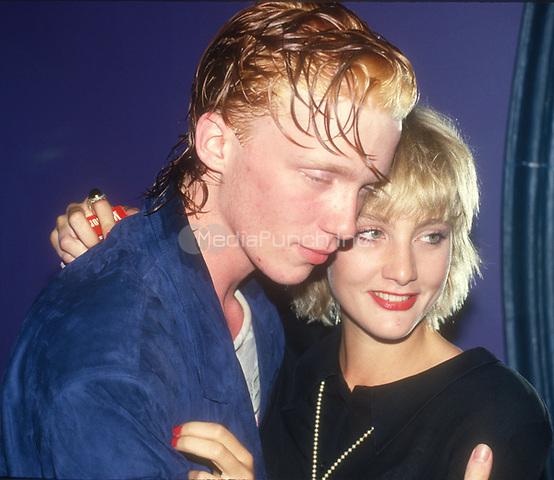 #AnthonyMichaelHall #JennyWright 1985<br /> Photo By John Barrett/PHOTOlink.net / MediaPunch