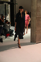 AKRIS <br /> at Spring/Summer 2018 Ready-to-Wear Fashion Show at Paris Fashion Week in Paris, France in September 2017.<br /> CAP/GOL<br /> &copy;GOL/Capital Pictures