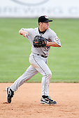 July 18, 2009:  Shortstop Brandon Wikoff of the Tri-City ValleyCats during a game at Dwyer Stadium in Batavia, NY.  Wikoff was taken in the 5th (fifth) round of the 2009 MLB draft.  The ValleyCats are the Short-Season Class-A affiliate of the Houston Astros.  Photo By Mike Janes/Four Seam Images