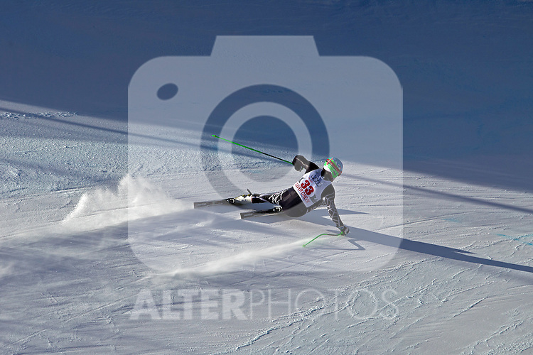 30.11.2011, Birds of Prey, Beaver Creek, USA, FIS Weltcup Ski Alpin, Abfahrt Herren, 2. Training, im Bild  U.S. Ski Team Athlete Ted Ligety // during a men's downhill practice session at FIS alpine Ski Worldcup on the Birds of Prey downhill course, Beaver Creek, United Staates on 2011/11/30 , EXPA Pictures © 2011, PhotoCredit: EXPA/ Jonathan Selkowitz..***** ATTENTION - out of USA *****