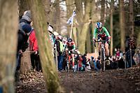 Eva Lechner (ITA/Creafin-Fristads)<br /> <br /> 82nd Druivencross Overijse 2019 (BEL)<br />  <br /> ©kramon