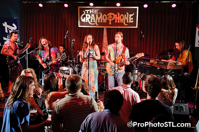 The Stone Sugar Shakedown CD release show at The Gramophone in St. Louis, MO on May 21, 2011.