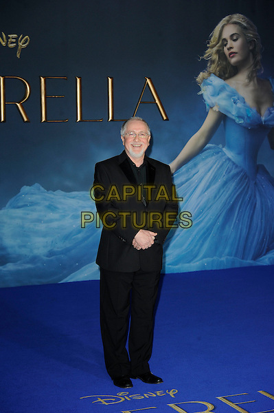 LONDON, ENGLAND - MARCH 19: Patrick Doyle attending the 'Cinderella' UK Premiere at Odeon Cinema, Leicester Square on March 19, 2015 in London, England<br /> CAP/MAR<br /> &copy; Martin Harris/Capital Pictures