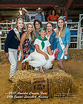 54th annual Junior Livestock Auction, July 29, 2018