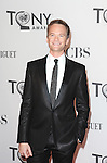 Neil Patrick Harris pictured at the 66th Annual Tony Awards held at The Beacon Theatre in New York City , New York on June 10, 2012. © Walter McBride / WM Photography
