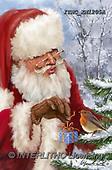 Marcello, CHRISTMAS SANTA, SNOWMAN, WEIHNACHTSMÄNNER, SCHNEEMÄNNER, PAPÁ NOEL, MUÑECOS DE NIEVE, paintings+++++,ITMCXM1205A,#X#