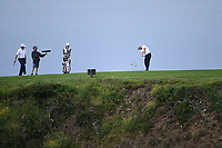 Martin Kaymer (GER) hits his tee shot on 8 during round 1 of the 2019 US Open, Pebble Beach Golf Links, Monterrey, California, USA. 6/13/2019.<br /> Picture: Golffile | Ken Murray<br /> <br /> All photo usage must carry mandatory copyright credit (© Golffile | Ken Murray)