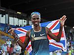 30/06/2013 - Sainsburys Grand Prix Athletics - Diamond League - Birmingham Alexander Stadium
