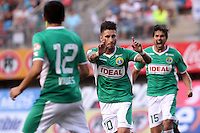 Clausura 2014 Audax vs UC