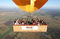 20151031 October 31 Hot Air Balloon Gold Coast