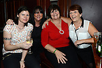 Maria Lowndes, Ann Fitzgerald, Lynette McEneaney and Caroline Slattery pictured at Integral christmas party in McHugh's. Photo:Colin Bell/pressphotos.ie