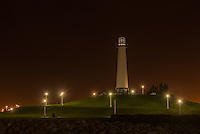 Lions Lighthouse at Long Beach Harbor California