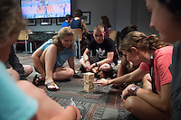 MSU Dawg Daze 2016: Game Night and Live Music at the Dawg House.<br />  (photo by Megan Bean / &copy; Mississippi State University)