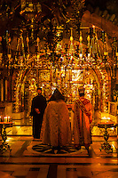 Jerusalem-Christian Quarter & Church of the Holy Sepulchre