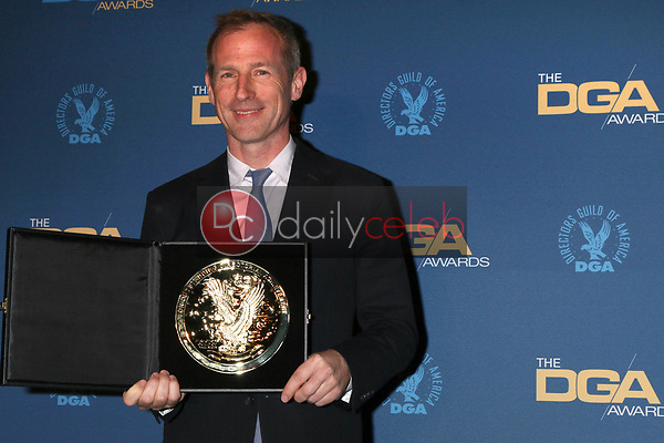 Spike Jonze<br /> at the 71st Annual Directors Guild Of America Awards Press Room, Dolby Ballroom, Hollywood, CA 02-02-19<br /> David Edwards/DailyCeleb.com 818-249-4998