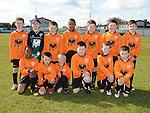 Ardee Celtic Wolves U-9. Photo: Colin Bell/pressphotos.ie