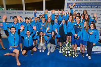 Team Italy <br /> Lignano Sabbiadoro 07-05-2017 Ge.Tur Complex <br /> Energy Standard Cup 2017 Nuoto<br /> Photo Andrea Staccioli/Deepbluemedia/Insidefoto