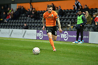 Elliot Johnson Of Barnet during Barnet vs Stockport County, Emirates FA Cup Football at the Hive Stadium on 2nd December 2018