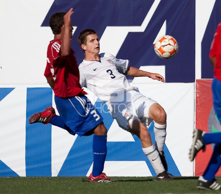 Tyler Polak. The Under-17 US Men's National Team defeated Cuba 5-0 at the 2009 CONCACAF Under-17 Championship April 21, 2009 in Tijuana, Mexico.