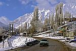 Estrada nas montanhas Alborz. Irã. 2008. Foto de Caio Vilela.