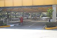 SAO PAULO, SP, 20/05/2014, GREVE ONIBUS SAO PAULO. Motorista e cobradores cruzam os bracos na ruas centrais de Sao Paulo, no final da manha dessa terca-feira (20). Na foto o terminal Princesa Isabel. LUIZ GUARNIERI/BRAZIL PHOTO PRESS.