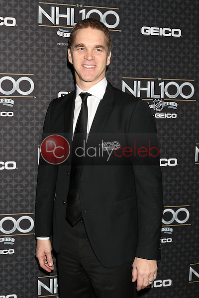 Luc Robitaille<br /> at the The NHL100 Gala, Microsoft Theater, Los Angeles, CA 01-27-17<br /> David Edwards/DailyCeleb.com 818-249-4998