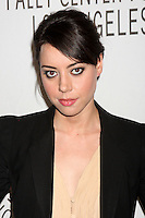 "LOS ANGELES - MAR 9:  Aubrey Plaza arriving at the ""Parks and Recreation"" PaleyFest 2011 at Saban Theatre on March 9, 2011 in Beverly Hills, CA"