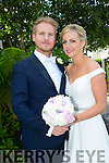 Norette Walsh, Asdee, daughter of Edward and Maureen Walsh, and Marius Hovland, Norway, son of Svein and Berit Hovland, were married at St. Mary's Church Asdee by Fr. Declan O'Connor on Friday 24th July 2015 with a reception at Ballygarry House Hotel