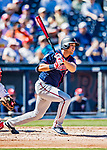 2 March 2019: Minnesota Twins top prospect outfielder Alex Kirilloff at bat as a designated hitter during a Spring Training game against the Washington Nationals at the Ballpark of the Palm Beaches in West Palm Beach, Florida. The Twins fell to the Nationals 10-6 in Grapefruit League play. Mandatory Credit: Ed Wolfstein Photo *** RAW (NEF) Image File Available ***