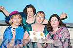 DRAMA: Actresses from Ballymac Drama Group rehearse for their new production The Memory of Water by Shelagh Stephenson, which will be held in the Ivy Leaf Theatre, Castleisland, on January 18th, 19th and 20th. L-r: Catherine Leahy, Amanda Mannix, Teresa O'Connor and Siobha?n O'Connor.   Copyright Kerry's Eye 2008